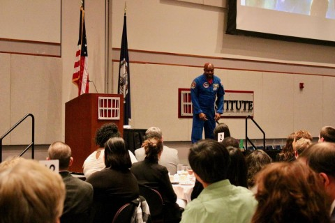 Astronaut is Keynote Speaker at Technology Council Awards Banquet